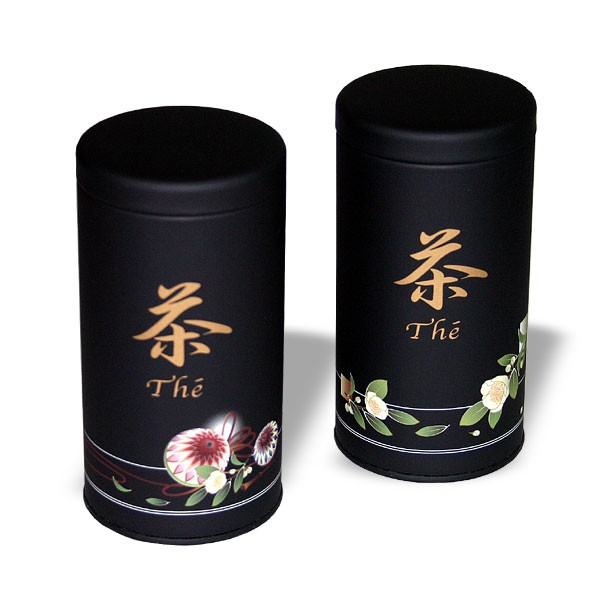 japanisches teedosen set anakusa 2 x 100g teedosen tee zubeh r. Black Bedroom Furniture Sets. Home Design Ideas