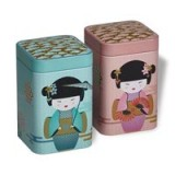 "Dosen ""New Little Geisha"", 100g - Set a 2 Stück"