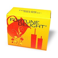 Fortune Delight - Pfirsich - 10er Pack